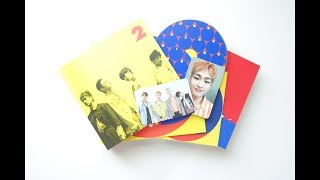 Baixar Unboxing SHINee's 샤이니 6th Studio Album 'The Story of Light' EP.2