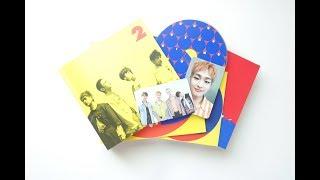 Unboxing SHINee's 샤이니 6th Studio Album 'The Story of Light' EP.2