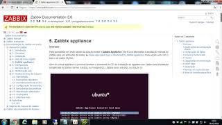 Zabbix - Instalação e monitoramento básico de equipamentos