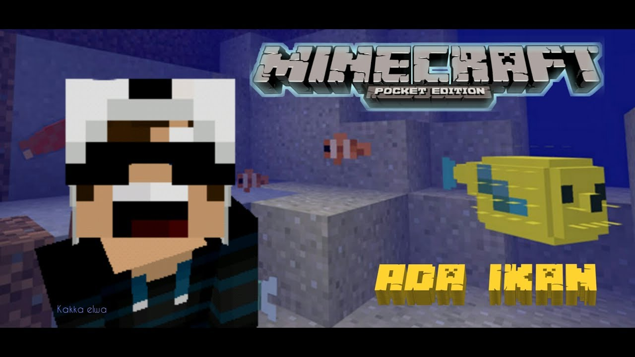 Tutorial how to use addon fish in minecraft pocket for How to fish in minecraft pe