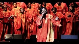 Nathalie Derond - Glory glory Lord - Caribbean Gospel Festival 2012