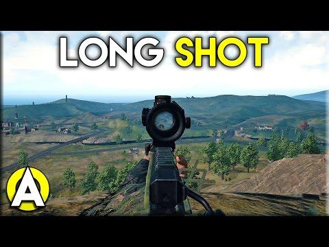 LONG SHOT - PLAYERUNKNOWN'S BATTLEGROUNDS
