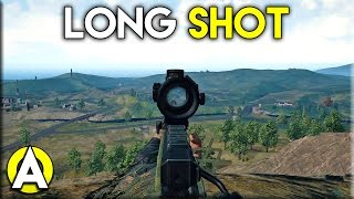One of Aculite's most viewed videos: LONG SHOT - PLAYERUNKNOWN'S BATTLEGROUNDS