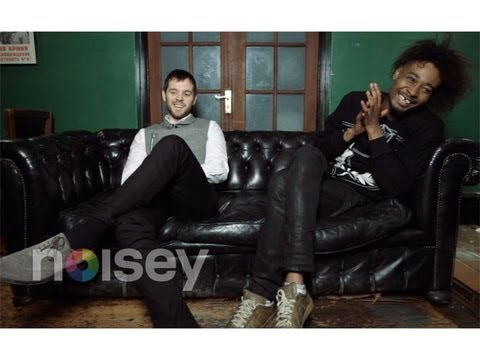 The Art of Rap and UK Grime - Danny Brown x Mike Skinner - Back & Forth - Episode 10 - Part 3/4