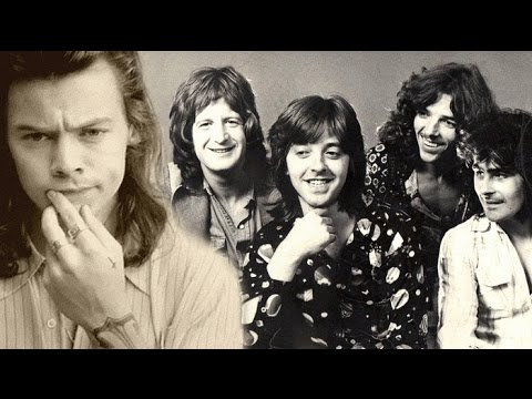 Harry Styles Dituduh Plagiat Lagu Band Rock
