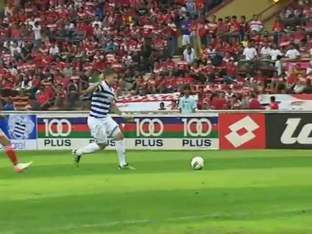 Persahabatan 2012: Kelantan 0 - 5 Queens Park Rangers Travel Video