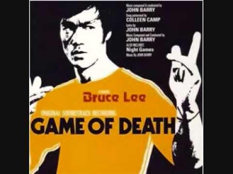 musique film bruce lee le jeu de la mort