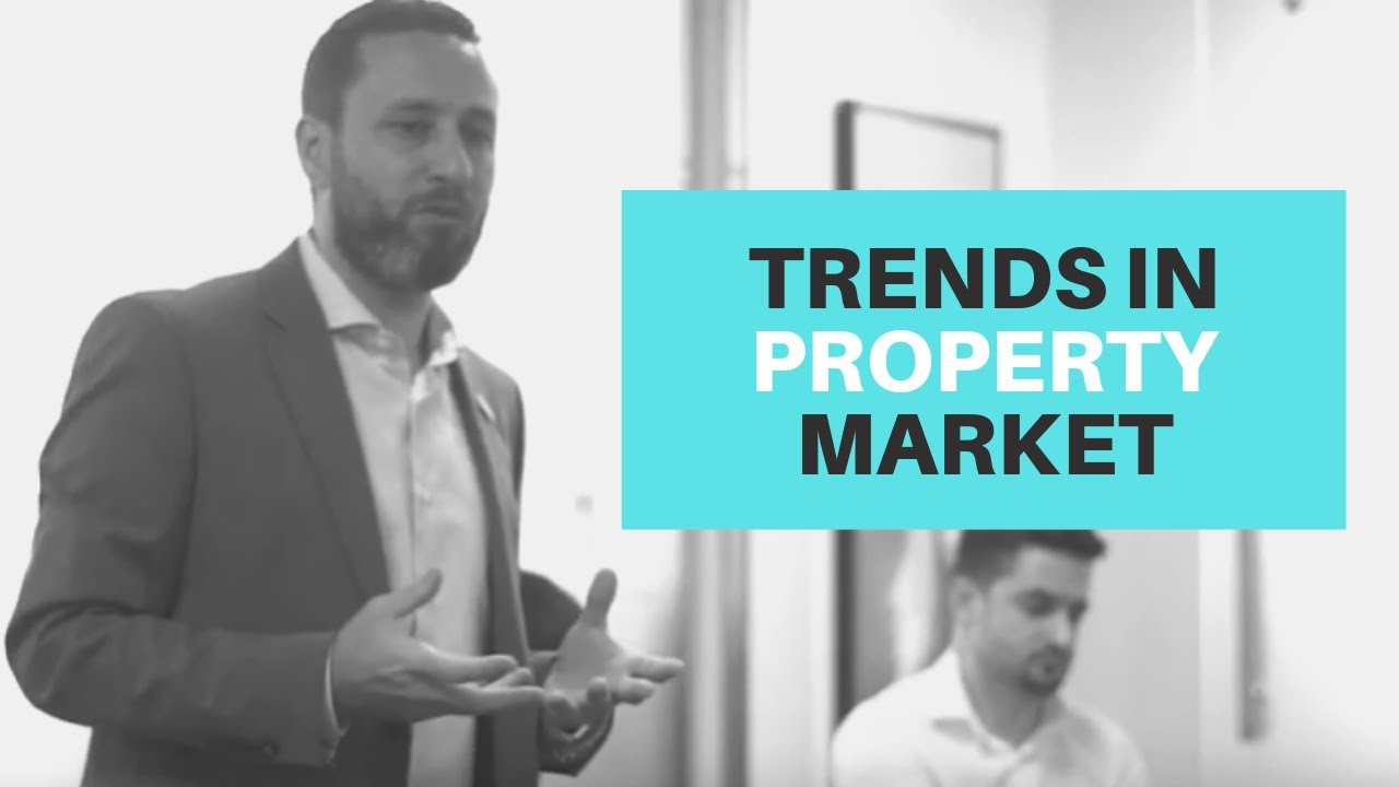 Upwards and Downwards Trends in the Property Market