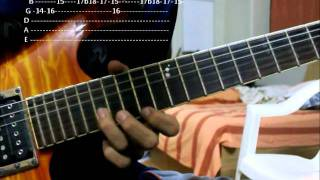 ROCK ON- SOCHA HAI SOLO Wt. TABS.wmv