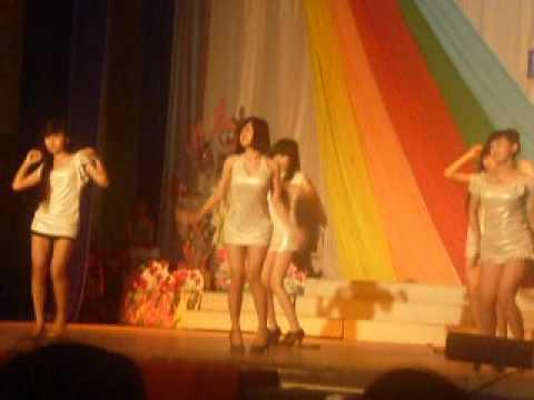Dance So Cool(sistar) - ischool nha trang