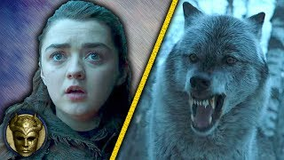 The Truth About The Wolf In Season 7! (Game of Thrones)