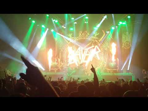 Angel of Death by Slayer! Valley View Casino Center in San Diego