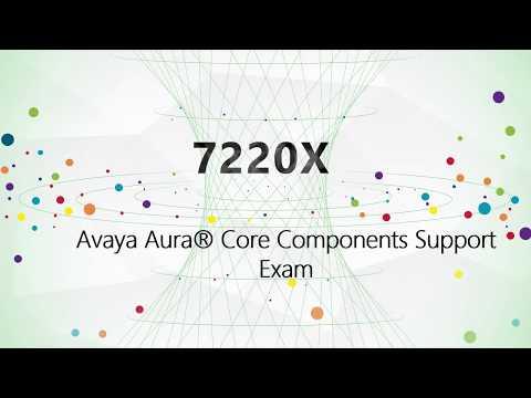 CertTree Avaya Aura 7220X exam dumps, ACSS 7220X certification questions