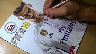 Drawing Ronaldo from
