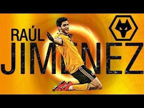 Raul Jiménez Most Underrated Striker(Wolves 2018-2019)