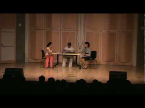 "UCM PAA PCN 2010 - Act I, Scene II: ""Too Many Promises"""