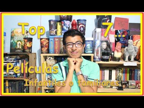 Top 7... Películas infantiles o familiares!!! | Bo