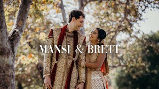 Two Different Cultures Come Together Beautifully | The Wedding of Mansi & Brett in San Celemente