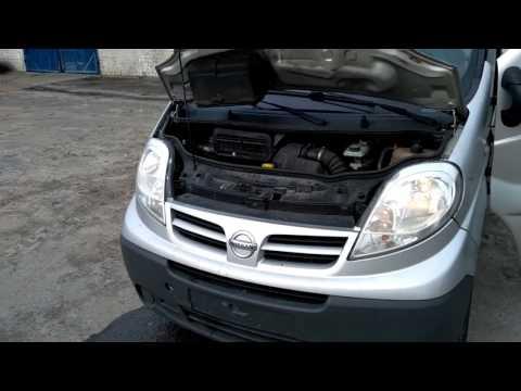 Nissan Primastar 2.0DCI 2000-2010  Razborka OPEL VIVARO RENAULT TRAFIC