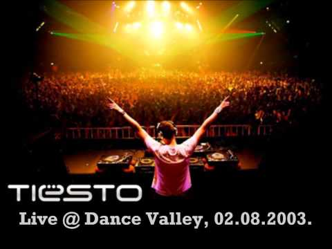 DJ Tiesto Live At Dance Valley 02.08.2003.