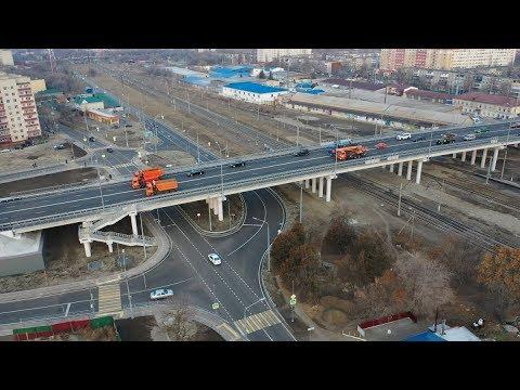 Новый Путепровод в Невинномысске после Торжественного открытия