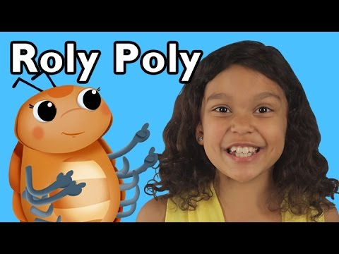 Roly Poly and More | Nursery Rhymes from Mother Goose Club!