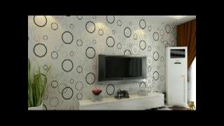 Wallpaper dinding Ruang Tv / Ruang Keluarga