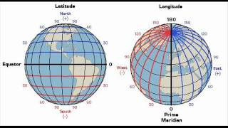 Longitude and Latitude song