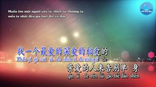 Tình Ca Đơn Côi - Lâm Chí Huyền (Karaoke)