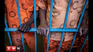 Take a tour with EWN as we go inside one of Johannesburg's maximum security facilities and speak to inmates Kobus Pretorius and Nhlanhla Mlambo on their life behind bars.