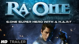 """Ra.One Trailer"" 