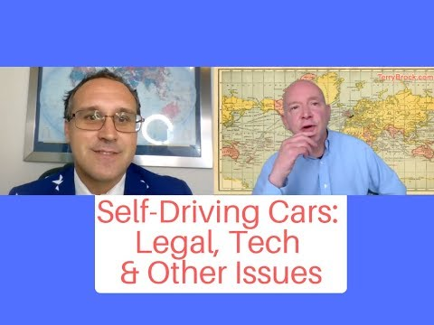 Death Caused by Self-Driving Car: Tech, Moral & Legal Issues