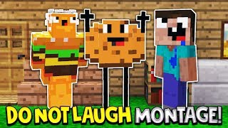 TRY NOT LAUGH CHALLENGE BEST MOMENTS... WITH UNSPEAKABLEGAMING, MOOSECRAFT, & 09SHARKBOY!