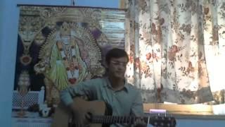 Jeena Jeena-Humdard|Valentines Day Special Mashup Guitar Cover|By Somanshu Batra