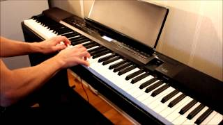 Johann Pachelbel - Canon in C (piano) - George Winston´s Variations