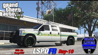 "GTA5 LSPDFR DAY-10 ""Soliciting a police officer"""