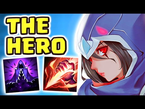 THERE IS NO ESCAPING THIS!! MADE MY HERO UNINSTALL | MAX LETHALITY 1-SHOTS TALON JUNGLE Nightblue3