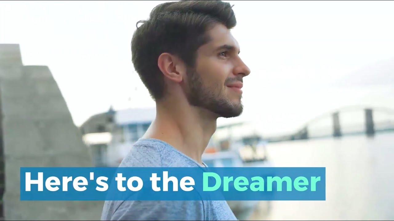 Here's to the Dreamer #CelebrateFintech #FintechStrong