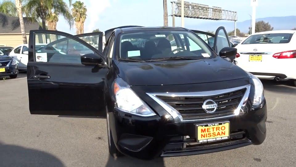 Nissan Of San Bernardino >> 2017 Nissan Versa Sedan San Bernardino, Fontana, Riverside, Palm Springs, Inland Empire, CA ...