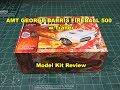 AMT GEORGE BARRIS FIREBALL 500 COMMEMORATIVE PKG 1:25 SCALE MODEL KIT REVIEW AMT1068