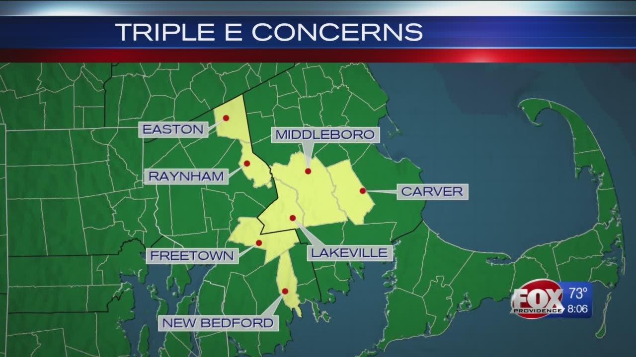 massachusetts eee risk map