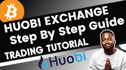 Huobi Exchange Step By Step Guide (Trading Tutorial) 2020