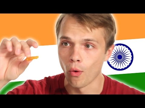 Americans Try Indian Desserts For The First Time