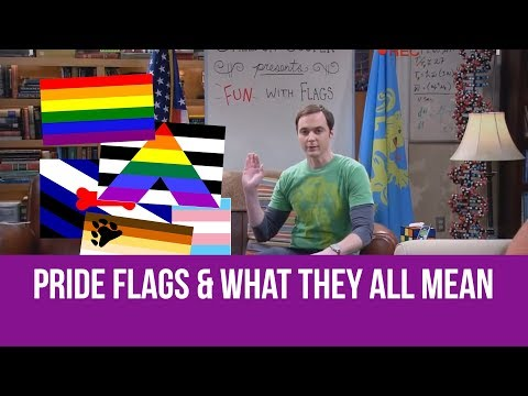 Pride Flags and What They All Mean