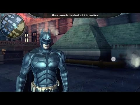 The Dark Knight Rises Gameplay On Android