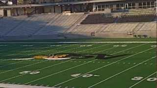 Alabama State New Football Stadium Pt. 2