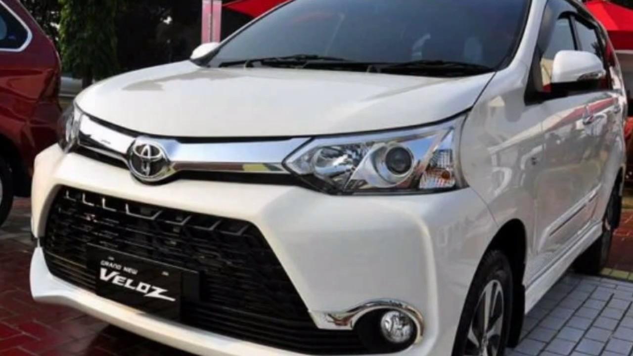All New Toyota Avanza Veloz 2017