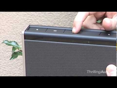 How to Connect an iPod iPhone or iPad to the Bose SoundLink Wireless Bluetooth Speaker