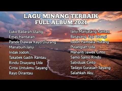Download Lagu Minang Terbaru 2021 Full Album Pilihan Terbaik - Luko Badarah Ulang, Emas Hantaran