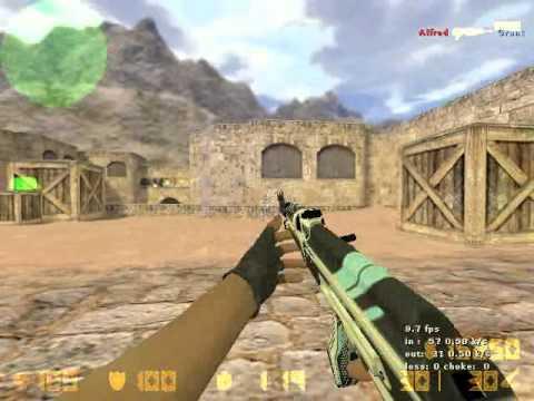 Ak-47 для counter-strike 1. 6.